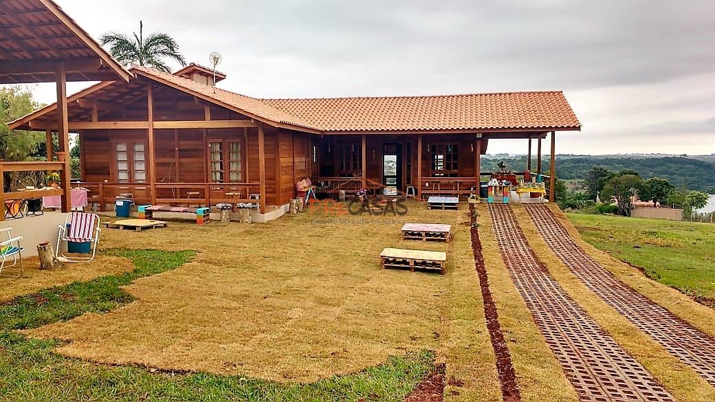 Casa de Madeira – Anchieta Iriri-ES - 140,00 m²
