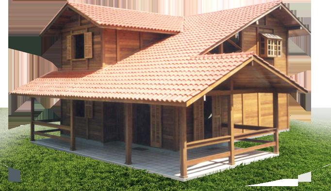 JB Casas de Madeira / Pré Casas