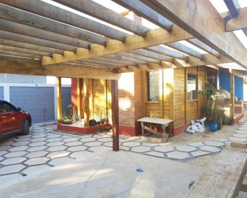 Casa de Madeira – Pedro Canário-ES – 105 m²