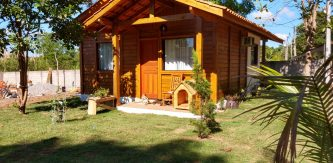 Promoção: Casa de Pinus Tratado 48 m² - JB Casas