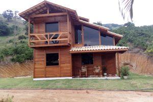 93 m² Duplex Fachada