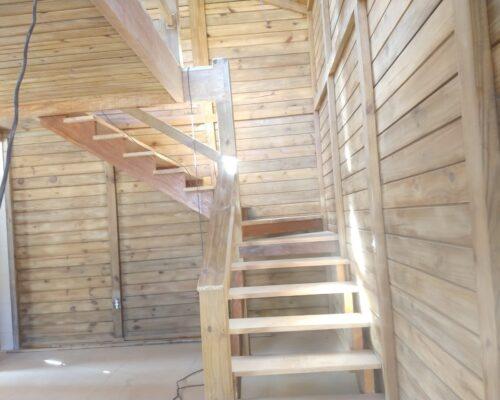 Duplex JB Casa de Madeira – Modelo Aracruz-ES – 106,10 m²