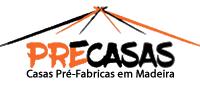 Logo Pré Casas JB - Casas de Madeira