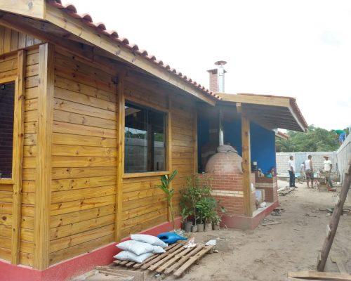 Casa de Madeira – Pedro Canário-ES - 105m